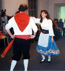 """Philadelphia folk dance group """"Ballerini e Voci d'Italia"""""""